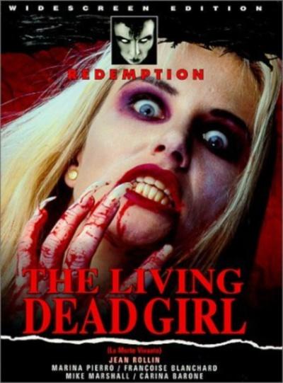Живая мертвая девушка