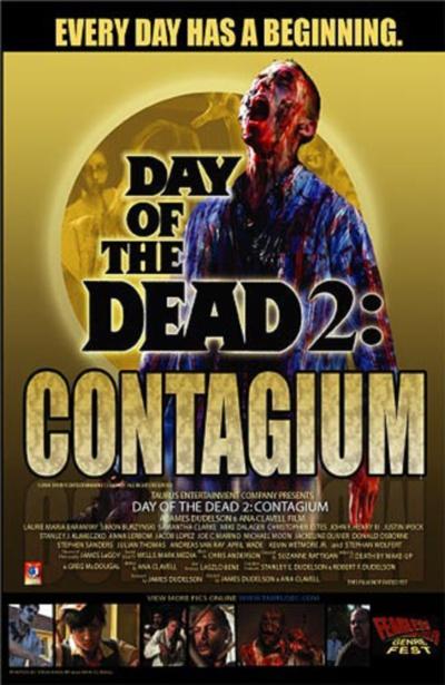 День мертвецов 2: Эпидемия
