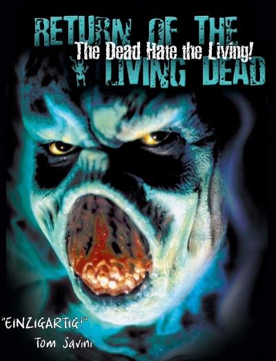 Мертвые ненавидят живых