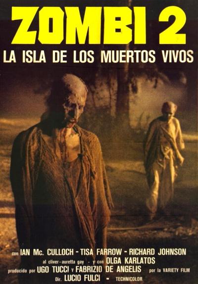Зомби: пожиратели плоти (Зомби 2)