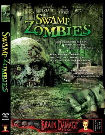 Зомби из болота