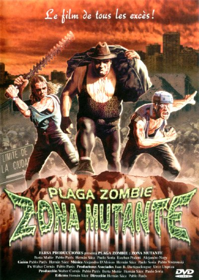 Чума зомби: Зона мутантов