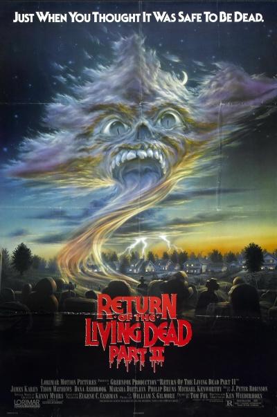 Возвращение живых мертвецов 2
