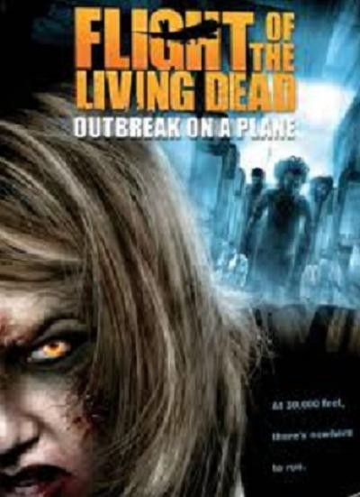 Зомби на самолёте