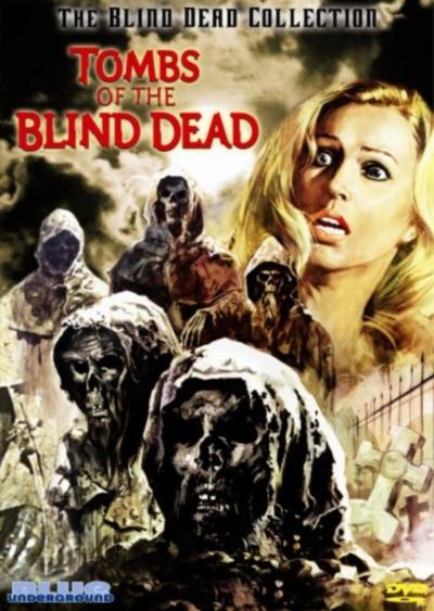 Слепые мертвецы 1 - Могилы слепых мертвецов