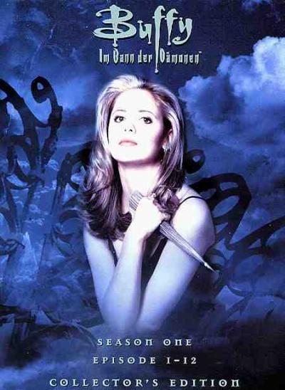 Баффи - истребительница вампиров (1 сезон)