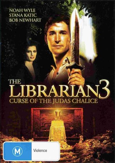 Библиотекарь 3: Проклятие иудовой чаши