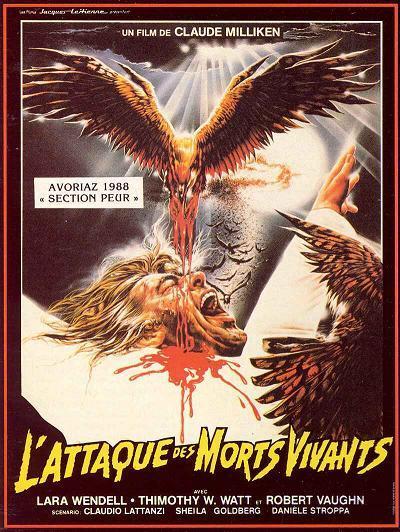 Зомби 5: Смертоносные птицы