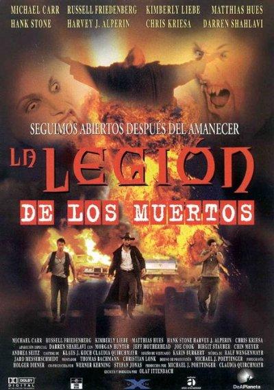 Легион живых мертвецов