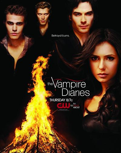 Дневники вампира (2 сезон)