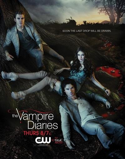 Дневники вампира (3 сезон)