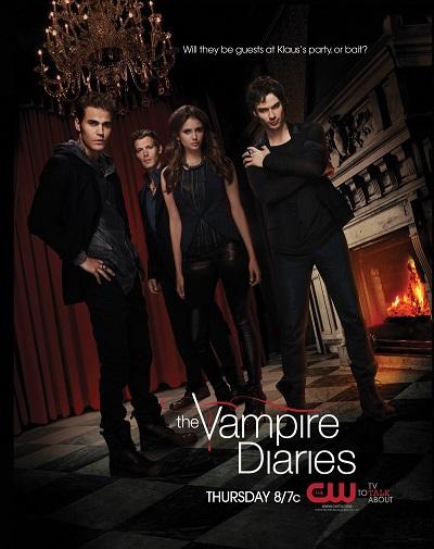 Дневники вампира (4 сезон)