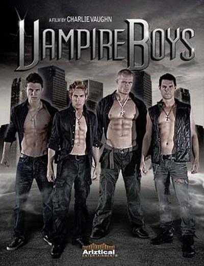 аниме картинки парней вампиров: