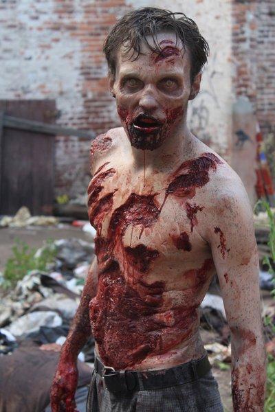 Зомби в реальности