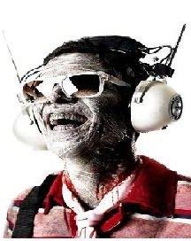 Зомби песня может быть очень опасна!