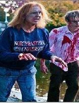 Нашествия зомби боятся американцы больше всего