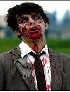 Что представлют из себя реальные зомби?