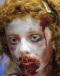 Что можно чувствовать к девочке зомби?