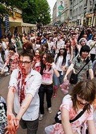 Крутые зомби на «Зомби-мобе»