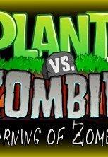 Игра «овощи против зомби» захватывает ваш разум.