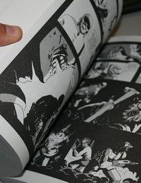 Мертвецы зомби в культовом комиксе.