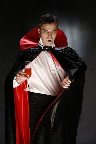 Как создать свой сайт о вампирах